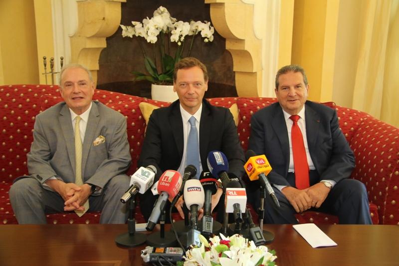 Semlh liban conseil d 39 administration for Chambre de commerce franco libanaise